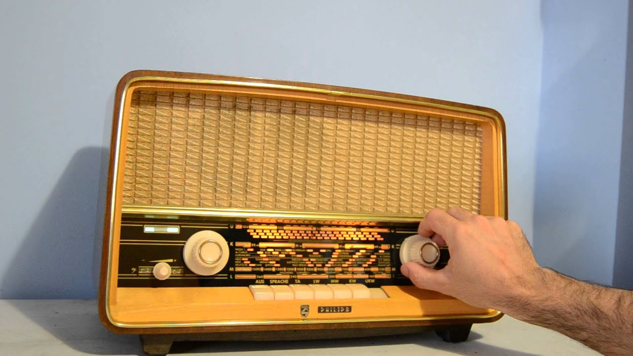 Philips sagitta youtube - Fotos radios antiguas ...