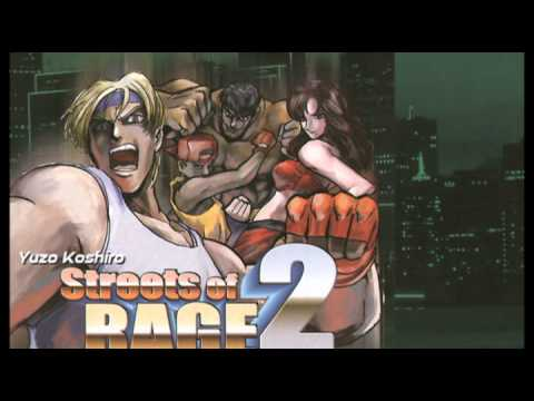 Streets Of Rage 2 Full Soundtrack OST