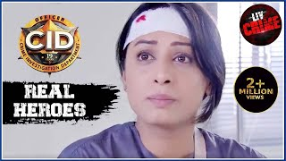 Hunt For Purvi | C.I.D | सीआईडी | Real Heroes