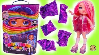 NEW Rainbow Surprise Big Dress Up Fashion Make DIY Slime Style Clothing + Shoes Blind Bag Video