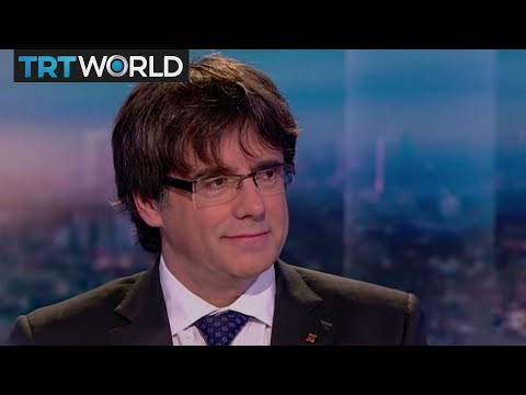 Catalan Crisis: Arrest warrant issued for Carles Puigdemont