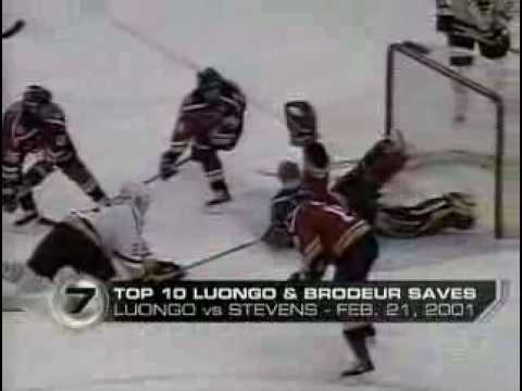 Luongo 4th Place In All Time Nhl Wins 1st Place On Twitter Nhlpa Com
