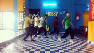 Any Body Can Dance -Bezubaan (ABCD) Choreographed By Salman HipHoper