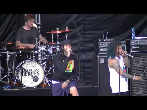 """Gym Class Heroes """"Billionaire/Clothes Off"""" Live in Vancouver"""