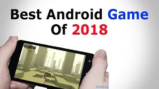 Best Android Game Of 2018 (Infinite Speed)