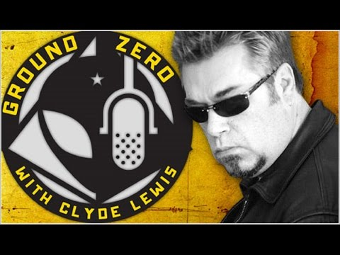 Flat Earth Clues Interview 9 - Ground Zero Radio with Clyde Lewis - Audio fixed - Mark Sargent  ✅