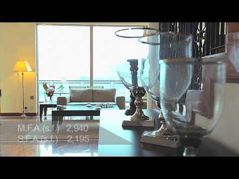 HK Gold Coast Residences - Marina Penthouse, 4 bedrooms