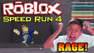Roblox SPEED RUN 4 RAGE!!!