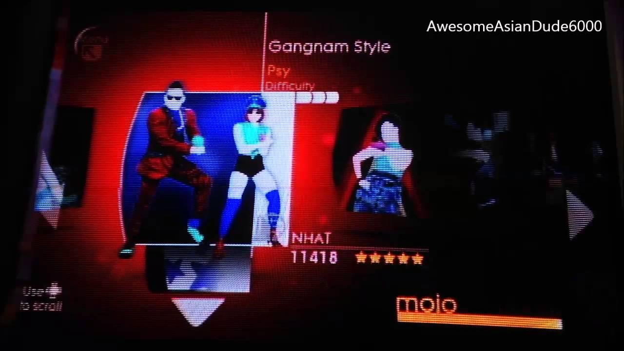 One direction available for just dance 4.