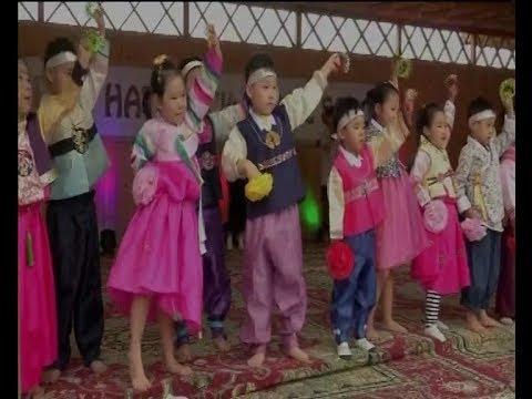 Twarit Sukh: 200 South Korean students perform in Srinagar