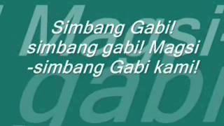 Parokya Ni Edgar — Simbang Gabi lyrics