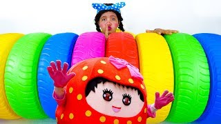 Peek A Boo Song Nursery Rhymes for Kids #3