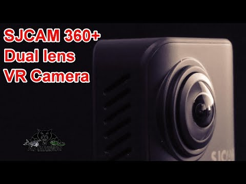 SJCAM SJ360+ 360 VR Panoramic 1080P HD Camera