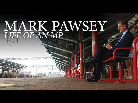 Mark Pawsey - Life of an MP   Leisure Leagues Productions