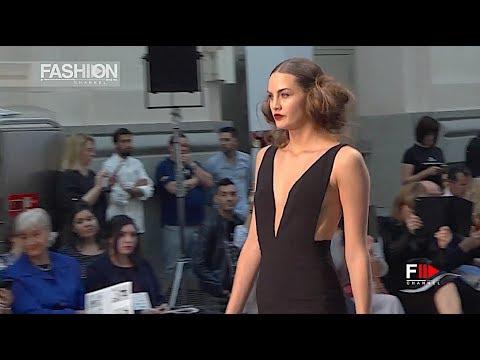 FELY CAMPO Highlights Spring Summer 2018 Madrid Bridal Week - Fashion Channel