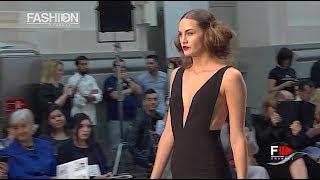 FELY CAMPO Highlights Spring Summer 2018 Madrid Bridal Week   Fashion Channel