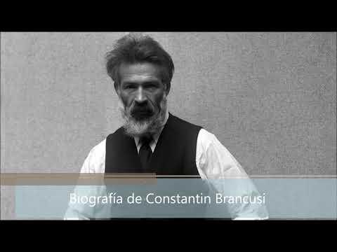 Biografía De Constantin Brancusi