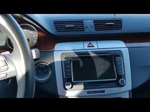 rns 510 volkswagen cc 2010 navigation system maps update youtube. Black Bedroom Furniture Sets. Home Design Ideas
