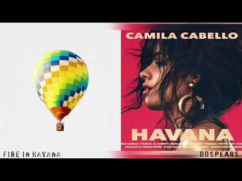 FIRE IN HAVANA - Camila Cabello & BTS (Mashup Concept)