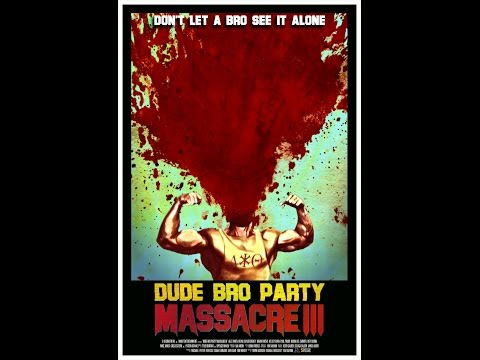 Dude Bro Party Massacre III OST by Tyler Burton and Spencer Owen
