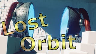 Walkthrough Q.U.B.E. 2 - Chapter 12 Lost Orbit [DLC] + All collectables