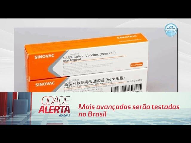 COVID-19: UNB inicia testes com vacina