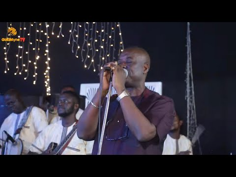 Download K1 DE ULTIMATE PERFORMS  NEW MUSIC AT THE BURIAL CEREMONY OF ALHAJA MISTURA ADEGBOYEGA IN LAGOS