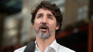 Trudeau Encourages Canadians To Download Covid Alert App