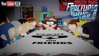 South Park The Fractured But Whole Стрим Прохождение Часть 20: Жопа в Лаборатории и Шестиклассники