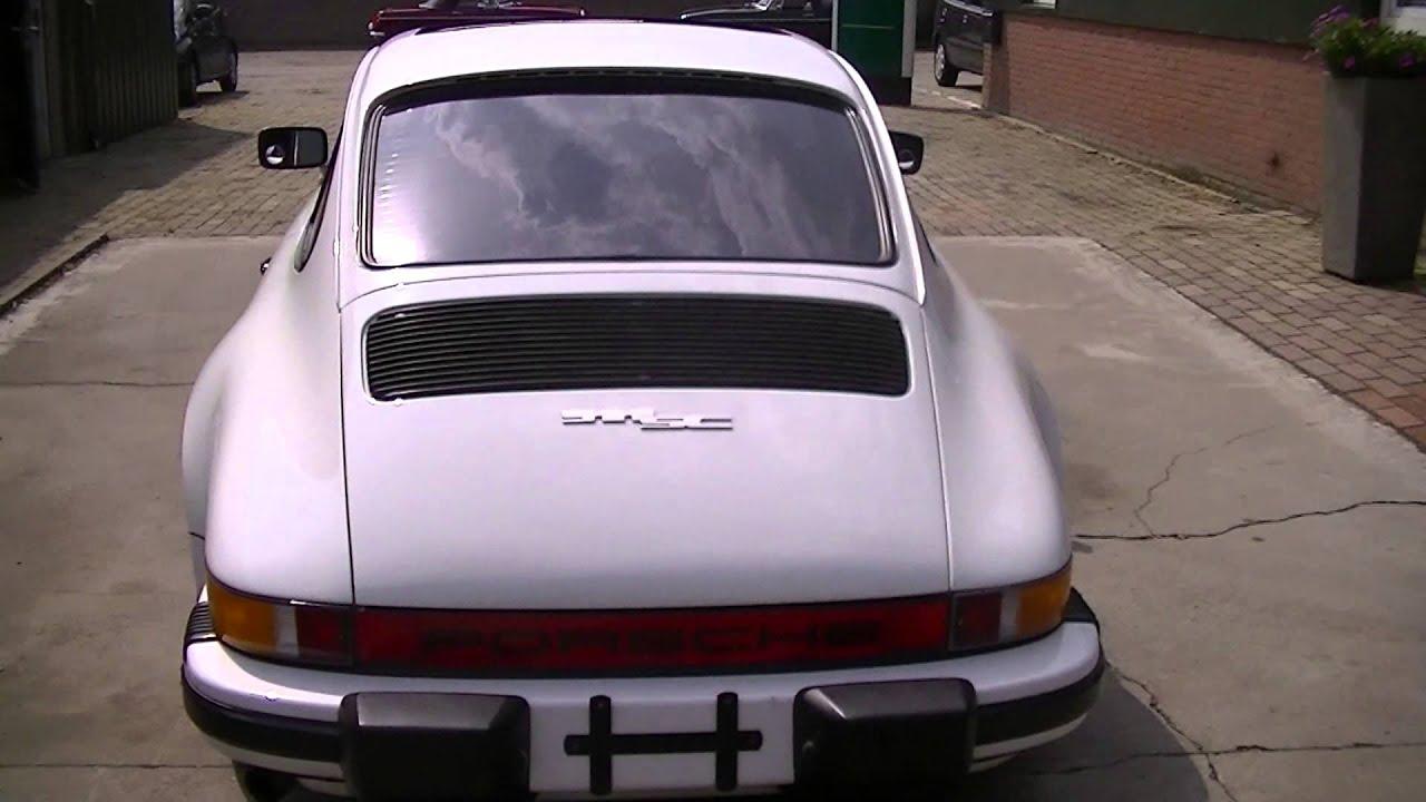Porsche 911 3 0 Sc 1978 Www Erclassics Com Youtube