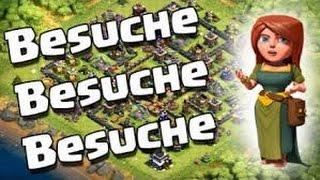 ICH BESUCHE DICH ! II Clash-of-Clans II (German/Deutsch)