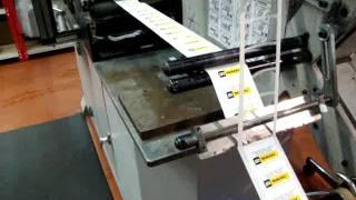 Newfoil 5000 MKII Hotfoil Label Printing Machine