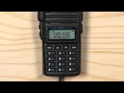 How to Easily Add a Channel on the BaoFeng Handheld Radio (w