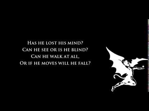 Black Sabbath - Iron Man [Lyrics] HQ mp3