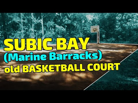 Subic Bay (Marine Barracks) Basketball Court