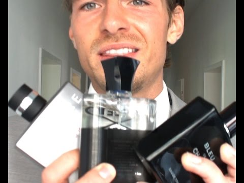 Top 10 Most Complimented Perfume/Cologne
