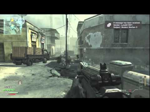 MW3| Kill confirmed ownage!(BAD LUCK)