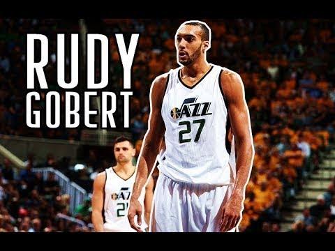 Rudy Gobert  ● Stiffel Tower | Defensive Highlights 2017/18