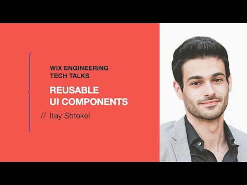 Reusable UI Components - Itay Shtekel