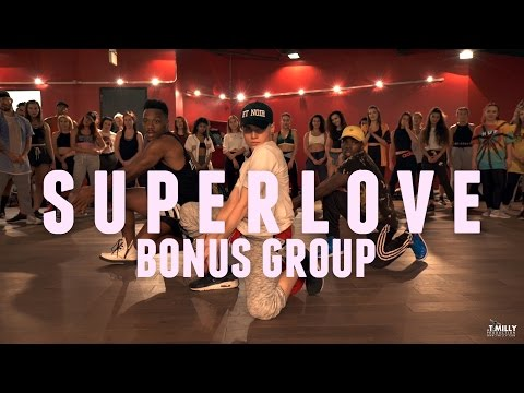 [Bonus Group] Tinashe - Superlove - Choreography by JOJO GOMEZ