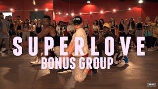 bonus group tinashe superlove choreography by jojo gomez