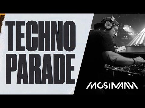 Les Mixeurs - Interview Mosimann @Techno Parade 2K16