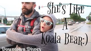 She's a Koala Bear :) Downtown Disney