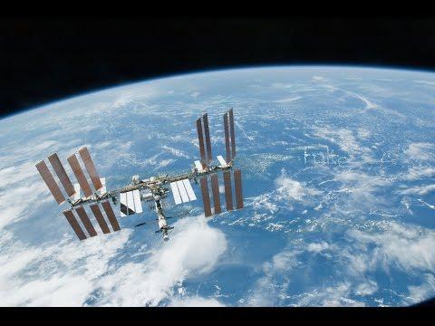 Flat Earth -NASA ISS - I See Simulations - Yes, It's Simulated Sh*t! thumbnail