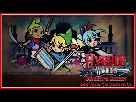 Hyrule Warriors: Definitive Edition - Wind Waker: The Search for Cia - 동영상