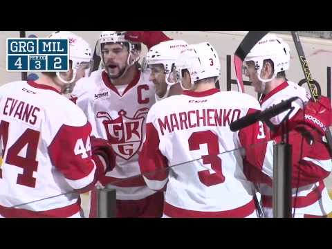 1-2-15 Grand Rapids Griffins vs Milwaukee Admirals Post Game Highlights