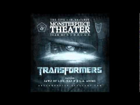 Monsterpiece Theater  The Bass Cannon Transformers