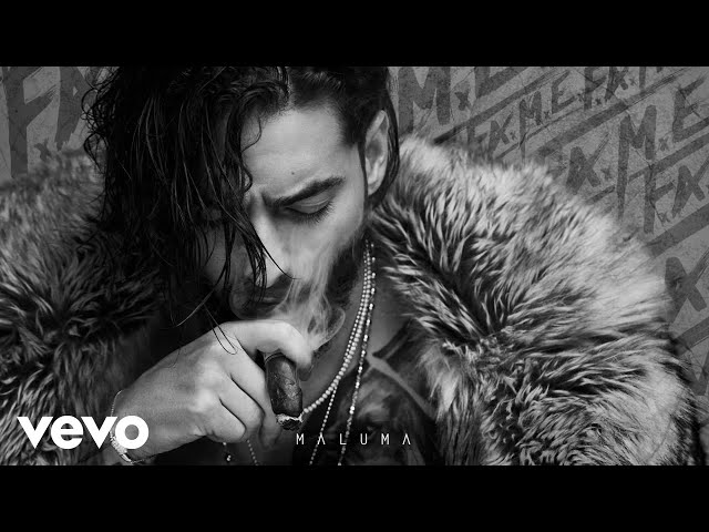 Maluma - Mi Declaración (Official Audio) ft. Timbaland, Sid