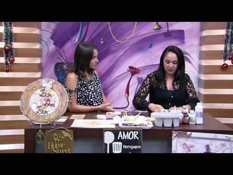 Mulhercom - 3011 - Placa de porta estilo vintage - Ana P Alves