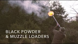 Pheasant Shooting with Black Powder by Jonathan M. McGee